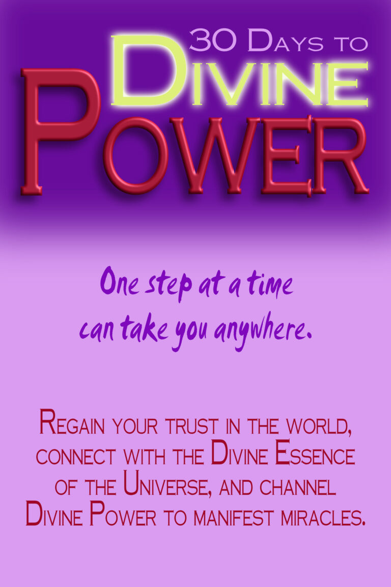 30 Days to Divine Power