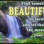 Find Something Beautiful
